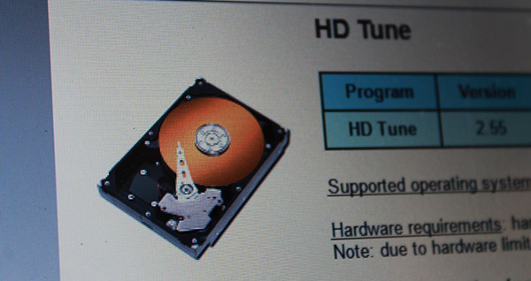 download HD Tune 2.55